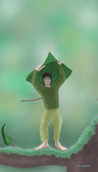 In the rain.png